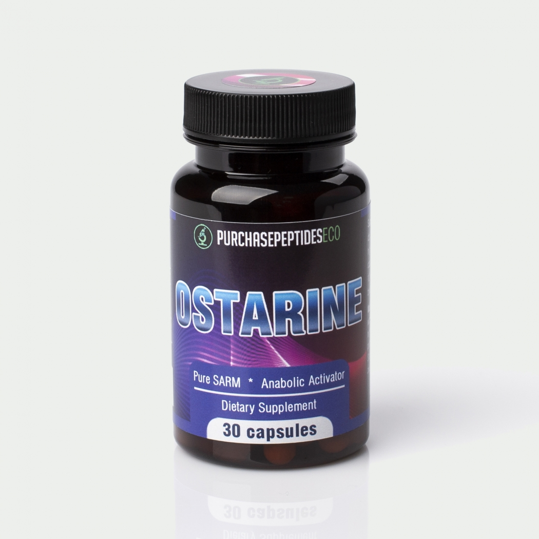 Ostarine (MK-2866, GTx-024)
