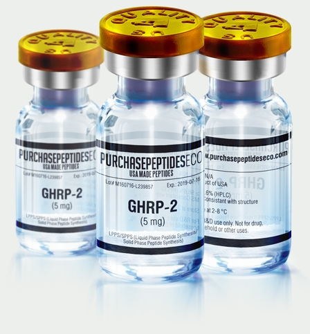 Growth Hormone Releasing Peptide - 2, GHRP-2